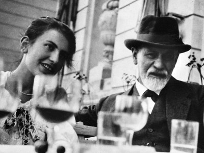 Become a Friend - Sigmund and Anna Freud