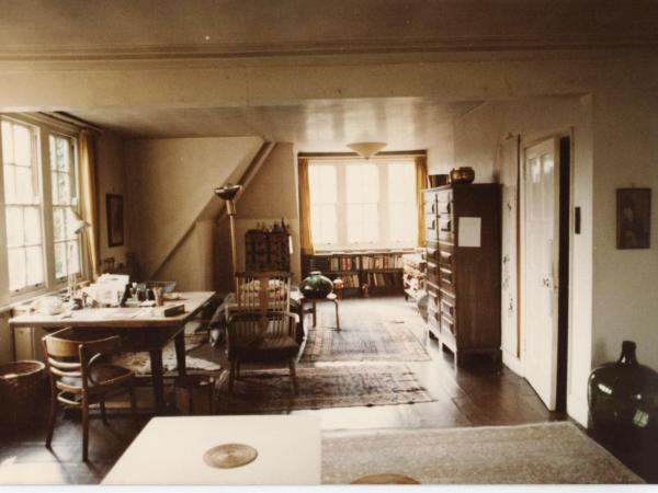 Freud at Home: Sigmund and Anna's Studies