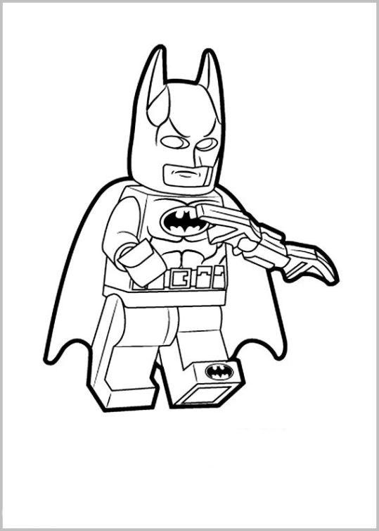 Lego Ausmalbilder Kostenlos Malvorlagen Windowcolor zum