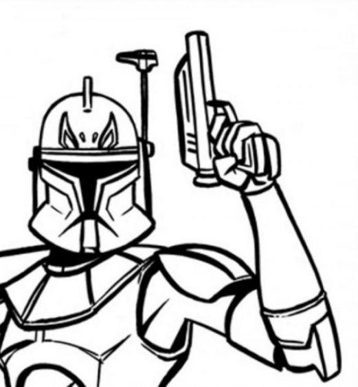 Star Wars Malvorlagen Zum Drucken Kostenlos