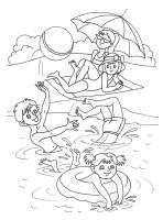 Sommer Ausmalbilder Kostenlos Malvorlagen Windowcolor zum ...