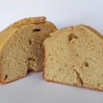 Anis Brot aus dem Brotbackautomat – vegetarisch