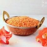 Feuerlinsen Suppe