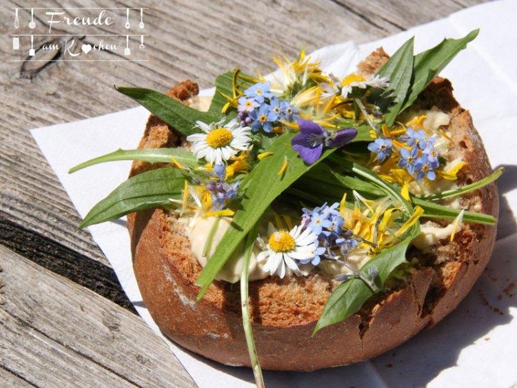 Kleine Wildkräuterkunde plus essbare Wildpflanzen - Freude am Kochen