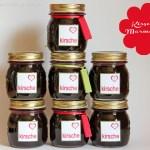 Kirschen Marmelade bzw Konfitüre – Free Printable