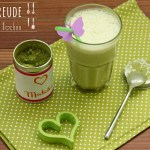 Geliebter Matcha-Frühstücks-Shake
