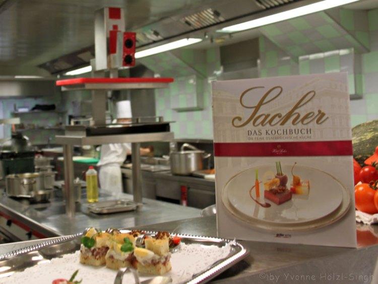 Sacher - Das Kochbuch - Die feine österreichische Küche - Freude am Kochen