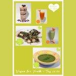 Tag 26 und Tag 27 der Vegan for Youth – 60 Tage Challenge von Attila Hildmann