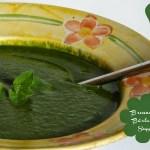 Brennessel Bärlauch Frühlings Suppe