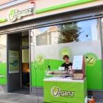 Eröffnung des ersten Veganz in Österreich