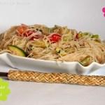 Asiatischer Glasnudel-Salat #vegan – Vegan Wednesday #97