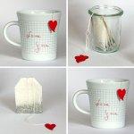 Valentinstags Geschenk für Tee-Liebhaber