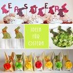 Ostern Rezepte DIY Sammlung