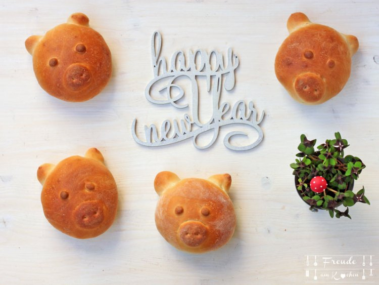 Hallo 2016 - Happy New Year - Freude am Kochen