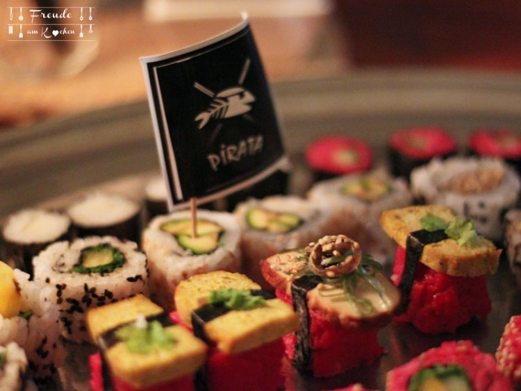 Pirata Fish free Sushi wird 1