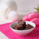 Cashew Trüffel zuckerfrei