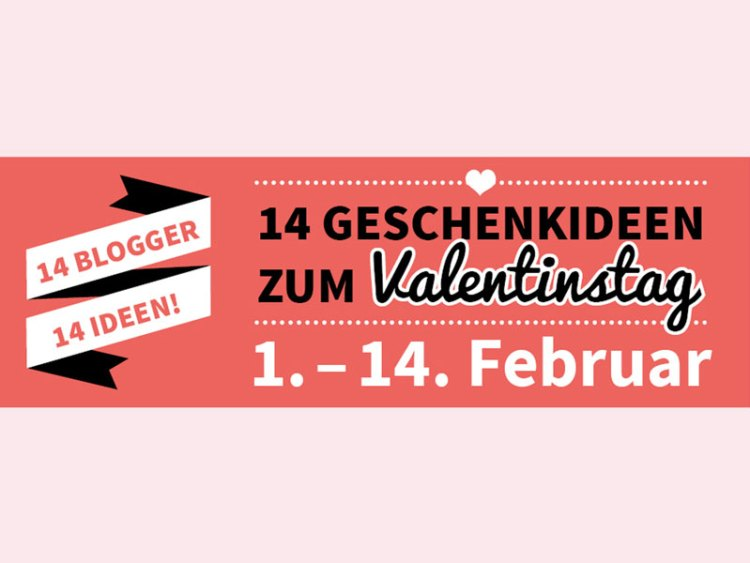 {Blogevent} 14 Blogger 14 Ideen zum Valentinstag - Freude am Kochen