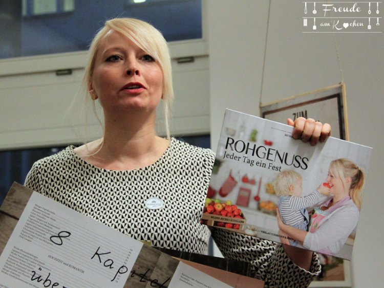 Kochbuchrezension- Rohgenuss jeden Tag ein Fest von Michaela Russmann - Freude am Kochen