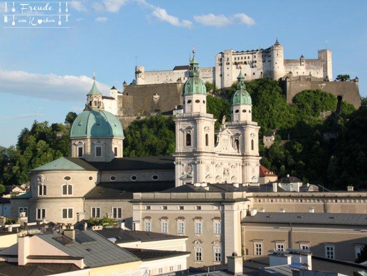 Reisebericht: Salzburg - Freude am Kochen