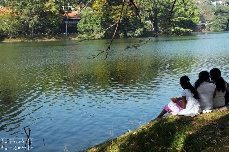 Kandy - Reisebericht Sri Lanka - Freude am Kochen