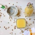 Lupinen Drink selbermachen