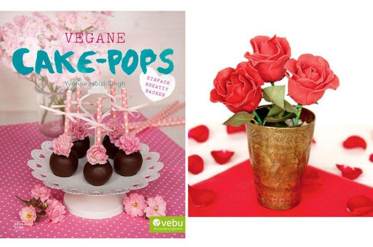 Valentinstag - DIY - Ideen - Rezepte - Tischdeko - Deko - vegan - Freude am Kochen - Vgenae Cakepops