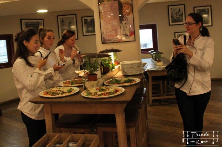 Glutenfrei im Vapiano - Freude am Kochen