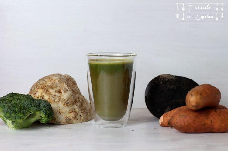 Saftfasten - Tag 3 - Fasten - Freude am Kochen
