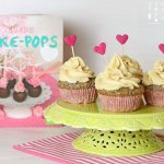 Mohn & weiße Schokolade Cupcakes – Muffins