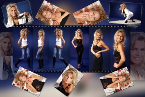 Umfangreiches Fotoshooting