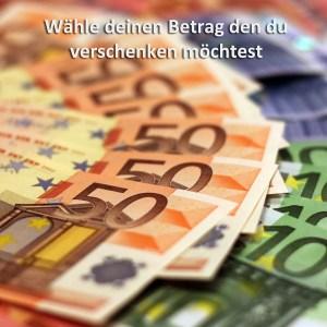 Blanko Wertgutschein