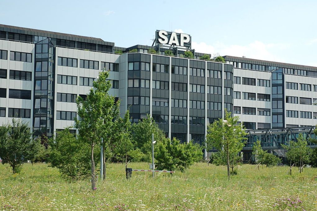 SAP in Walldorf / Photo by Vladislav Bezrukov from Walldorf, Germany
