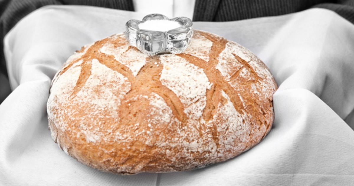 Internationale Bruche  Brot und Salz  Gott erhalts