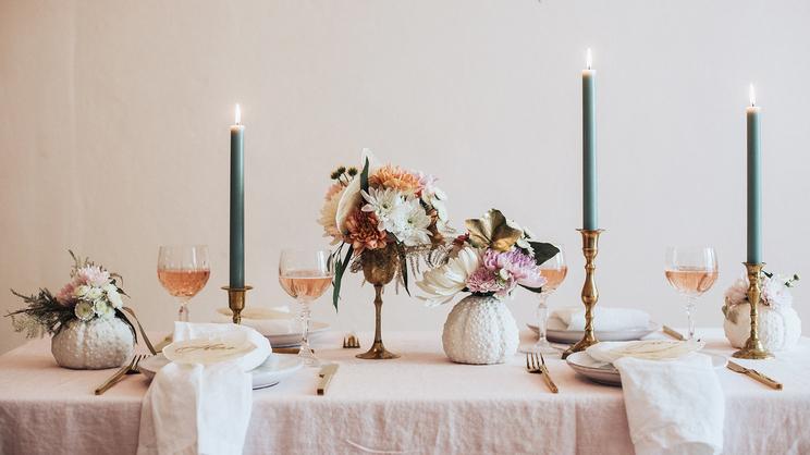 Schne Ideen fr die perfekte Hochzeitsdeko  freundinde
