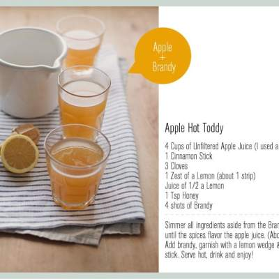 Apple Hot Toddy