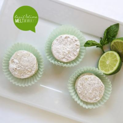 Basil & Lime Meltaways