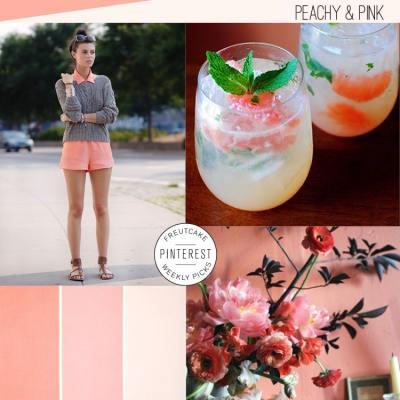 Peachy & Pink