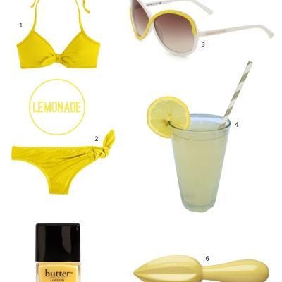 Summer Lemonade Style