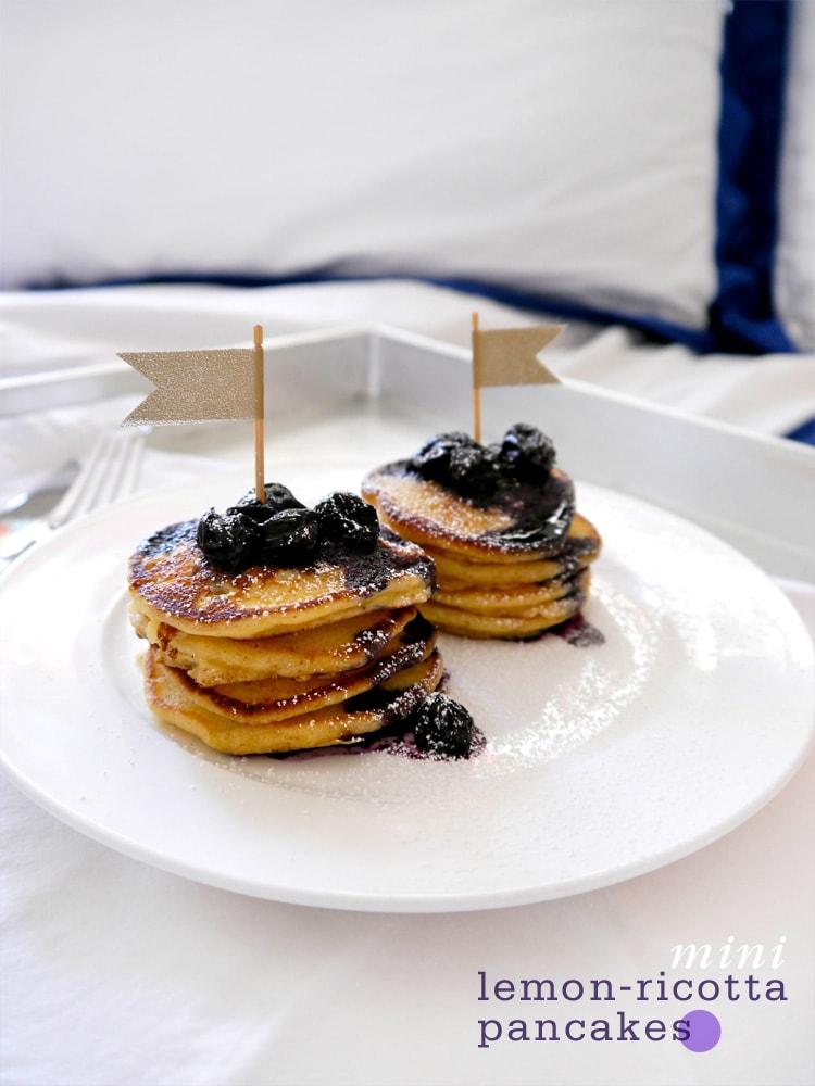 Lemon-Ricotta-Pancakes