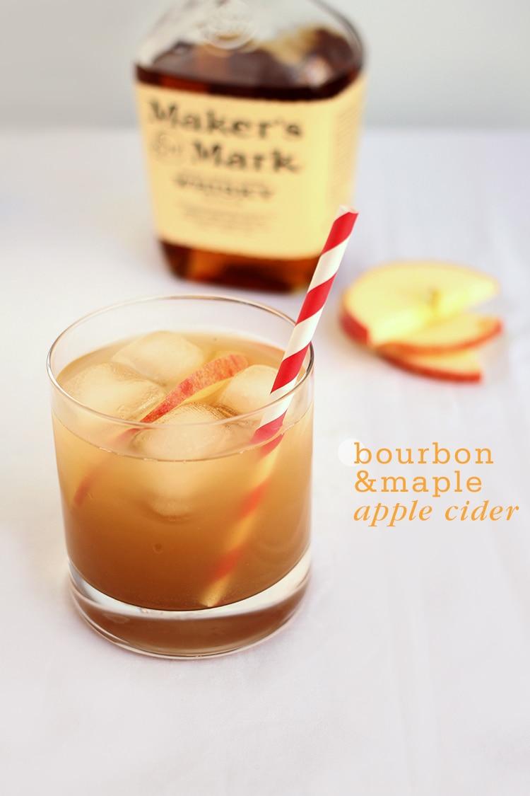 Bourbon Maple Apple Cider