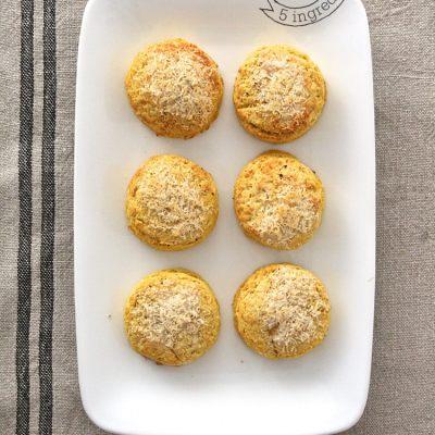 Pumpkin-Parmesan Biscuits