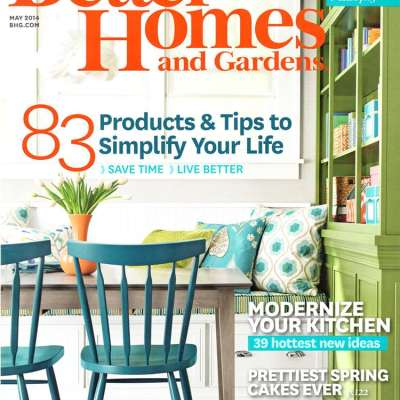 Freutcake & Better Homes and Gardens