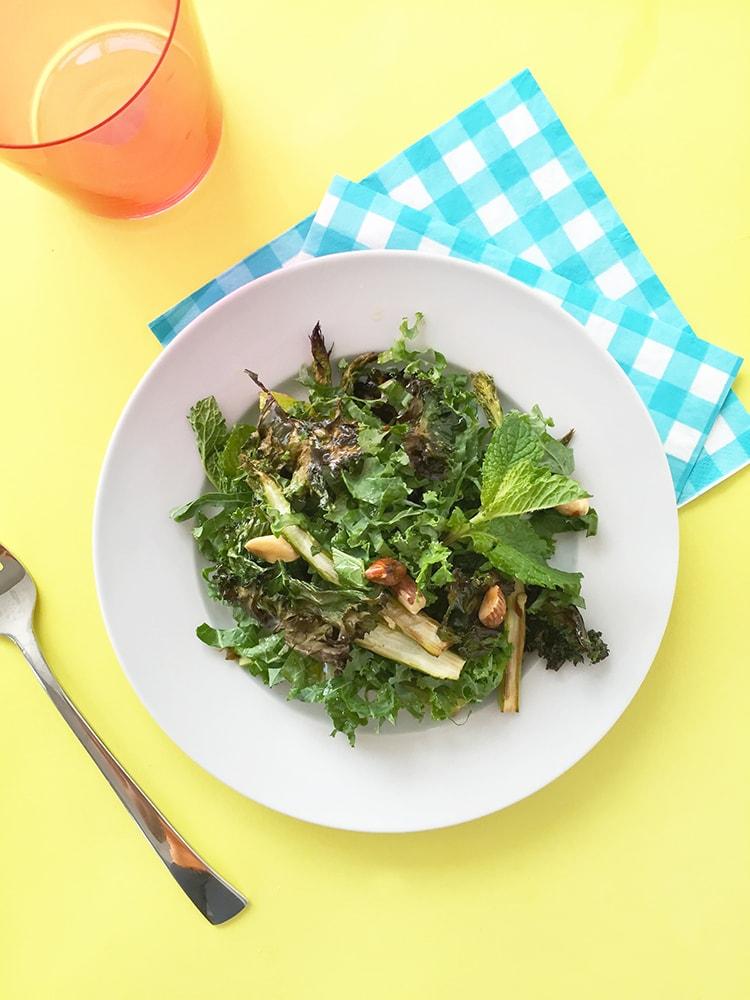 Flat Belly Salad