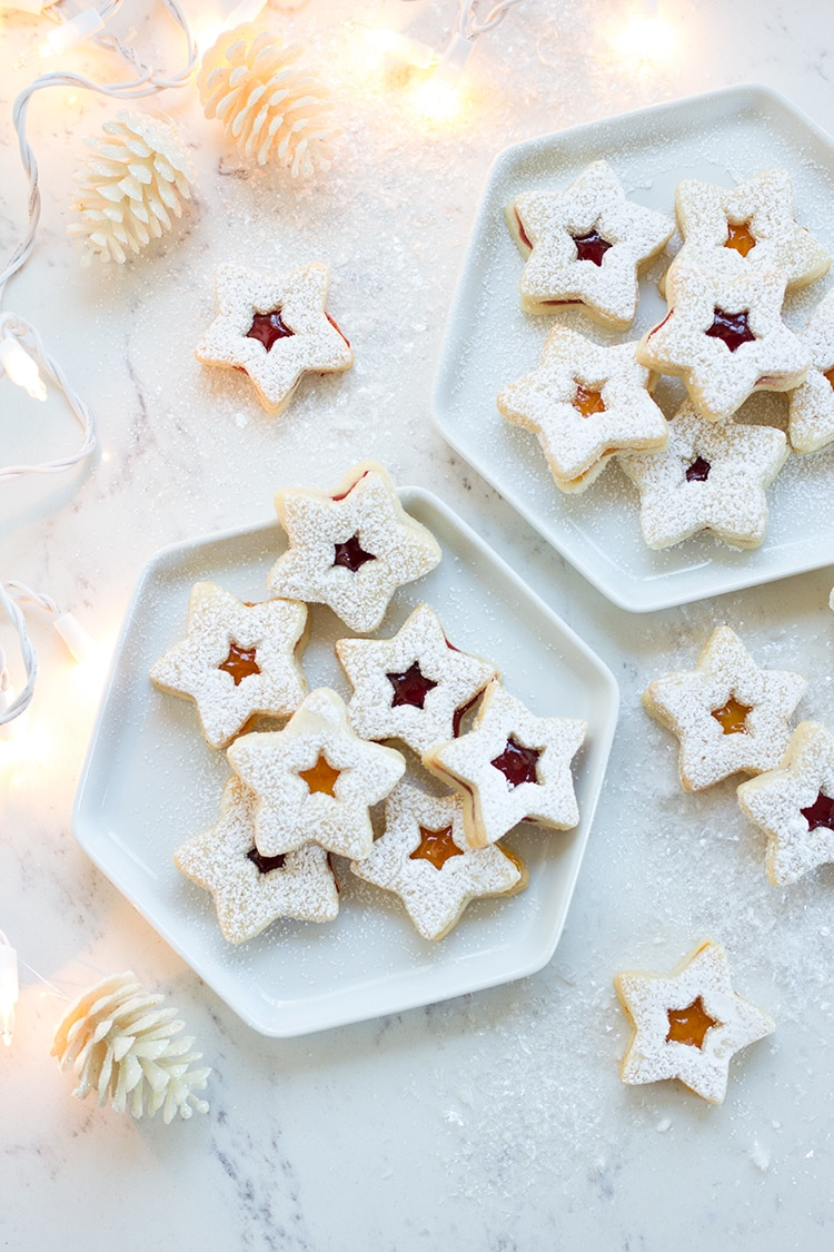 Christmas Cookies & Candy - Freutcake