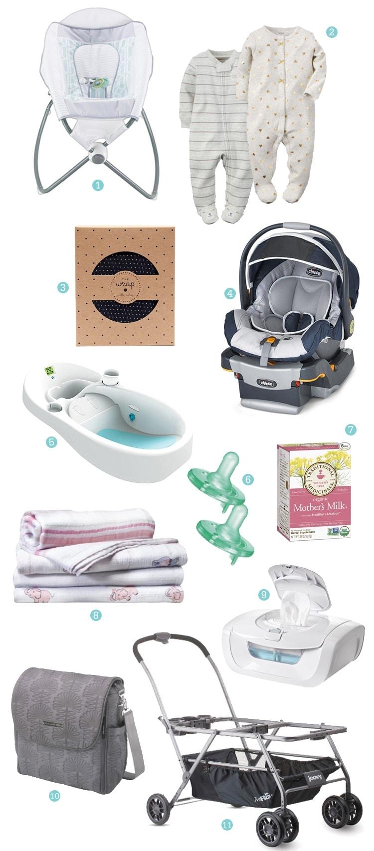 Baby Essentials 0-3 month