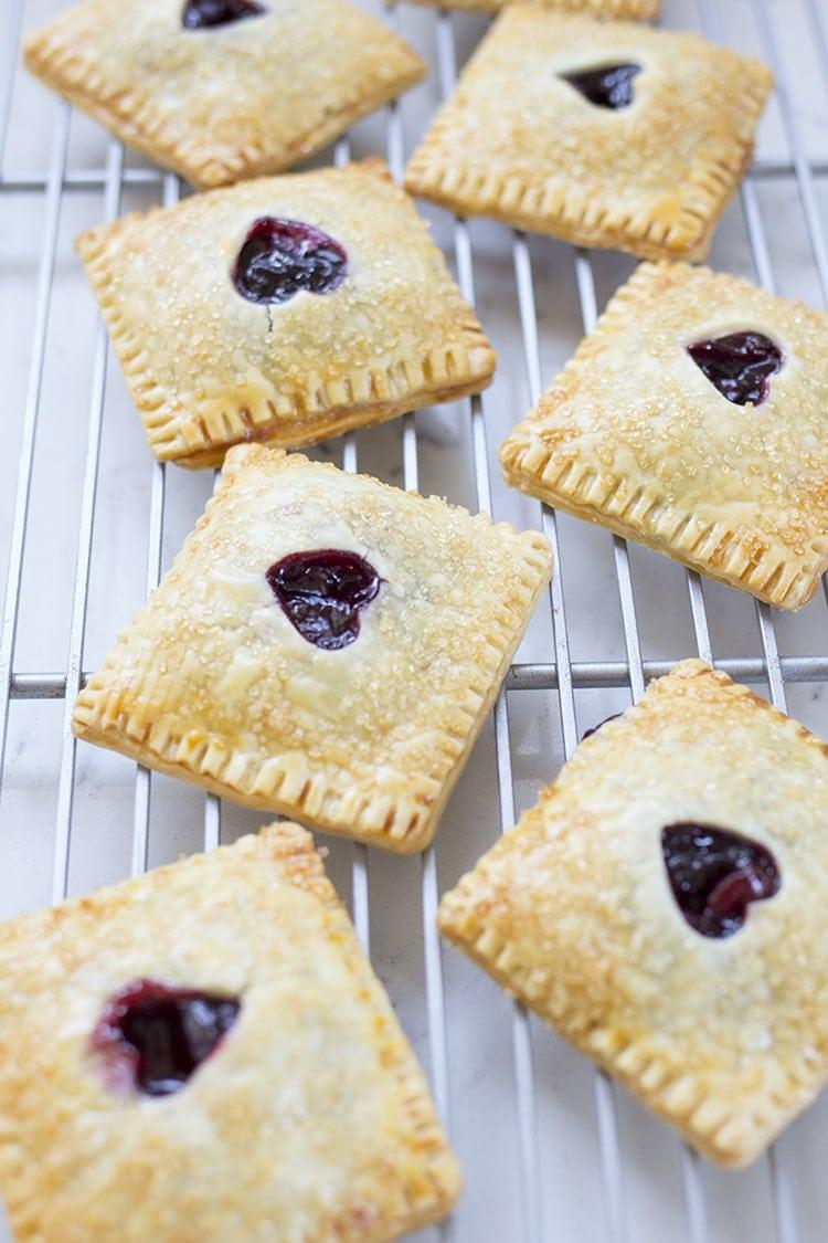 Cherry Hand Pies Freutcake