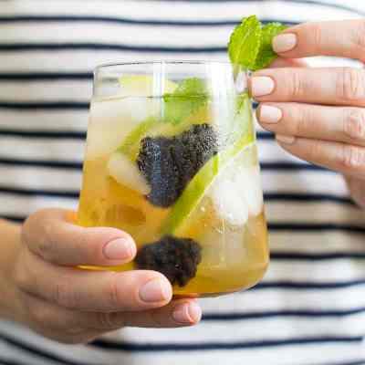 Summer Sparkling Cider