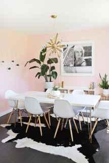 Pale Pink Dining Room - Freutcake