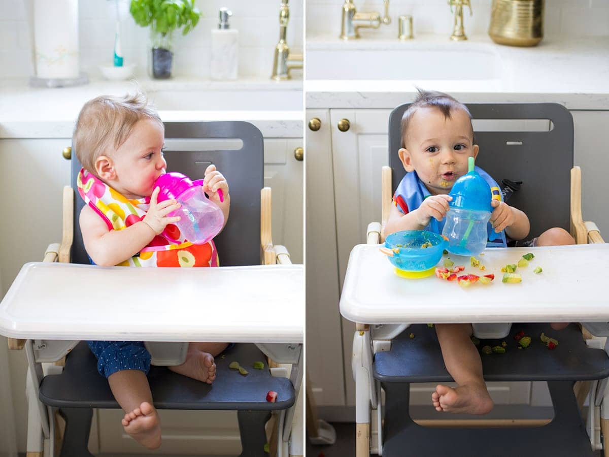 Lunch Ideas for Babies Sippy Cups