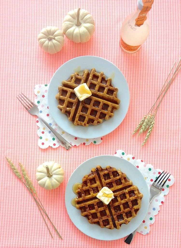 Pumpkin-Spice-Latte-Waffles-4